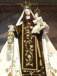 Our Lady of Mt. Carmel and the Brown Scapular